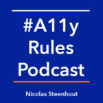 Accessibility rules podcast